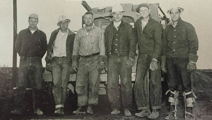 OPPD line crews
