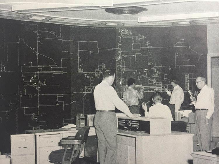 FLBK_Dispatch 1956_blackboard