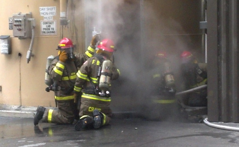 Meet OPPD's power plant firefighters