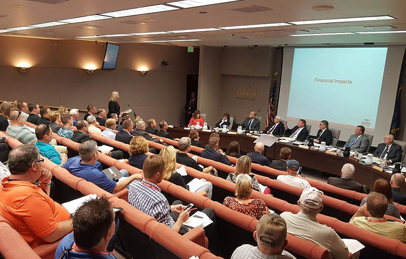 OPPD board votes to cease operations at nuclear plant