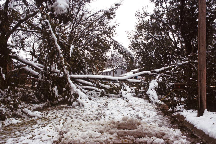 October '97 snowstorm