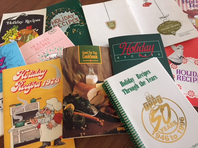 OPPD holiday cookbooks were all the rage
