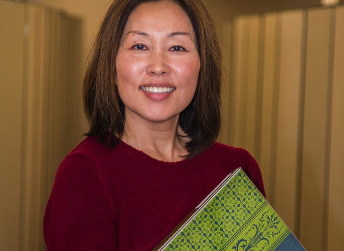 Love of learning drives Ikeda-Hayes