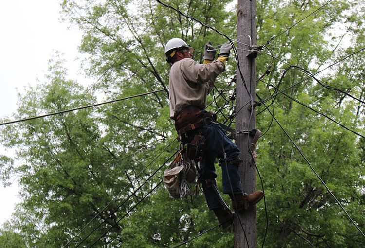 lineworkers