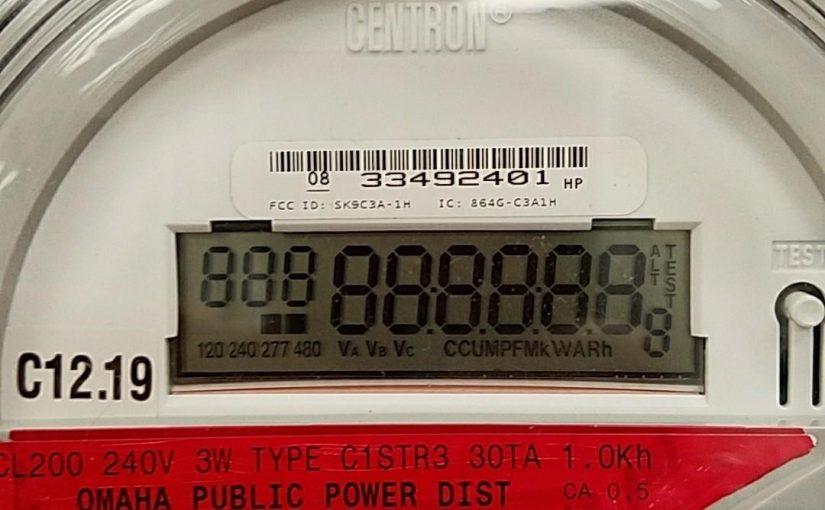 T&D_Net Metering_meter unit