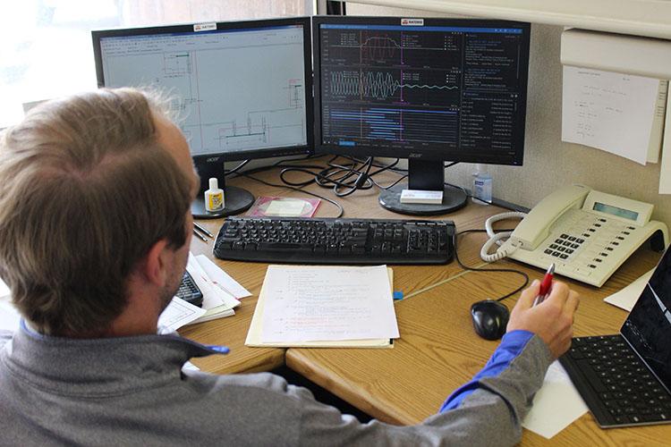 T&D_Substation Protection_desk work