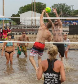 Mudblast – volleyball game photo_sized