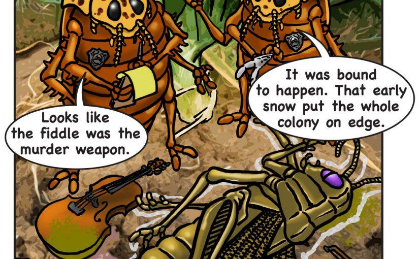 Ant's revenge