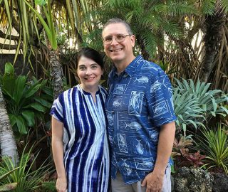 Ron Stohlman_wife Stacy