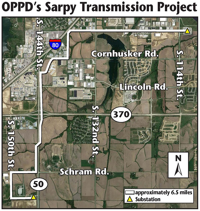 Sarpy Transmission Project
