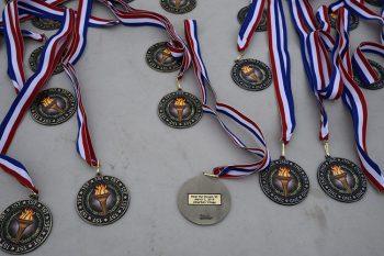 COM_Walk 4 Warmth 2019_Medals detail
