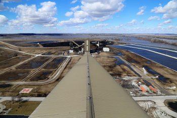 WEA_2019 Flood_NCS coal chute pano