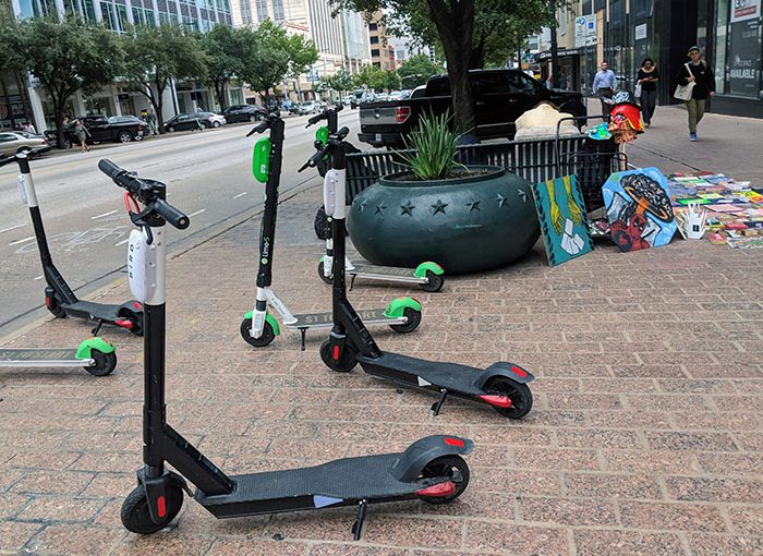 Omaha plugging in to electric scooter pilot