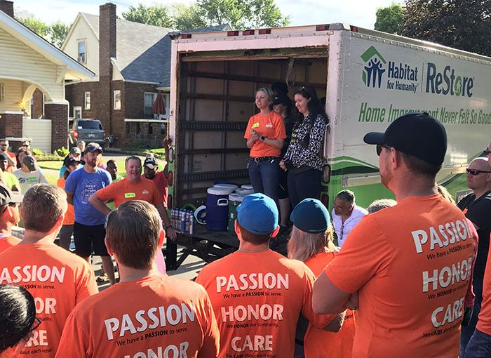 OPPD, Habitat for Humanity 'Rock the Block'