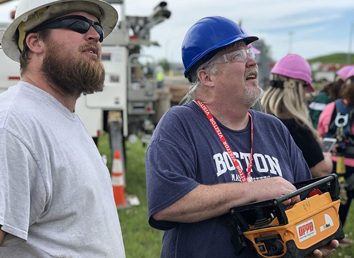 Educators learn first-hand about energy careers