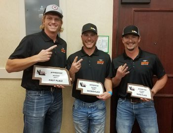 T&D_NE Lineworker Rodeo_Top Three
