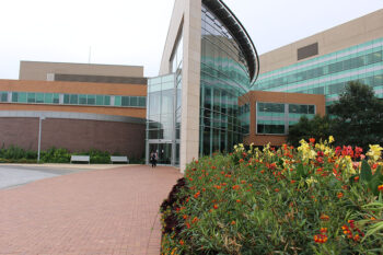 Gallup headquarters in Omaha, Nebraska, Energy Star certification